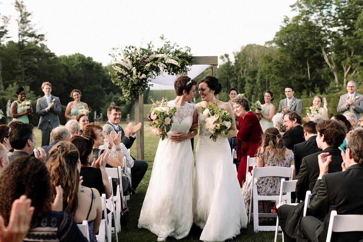 crane estate wedding