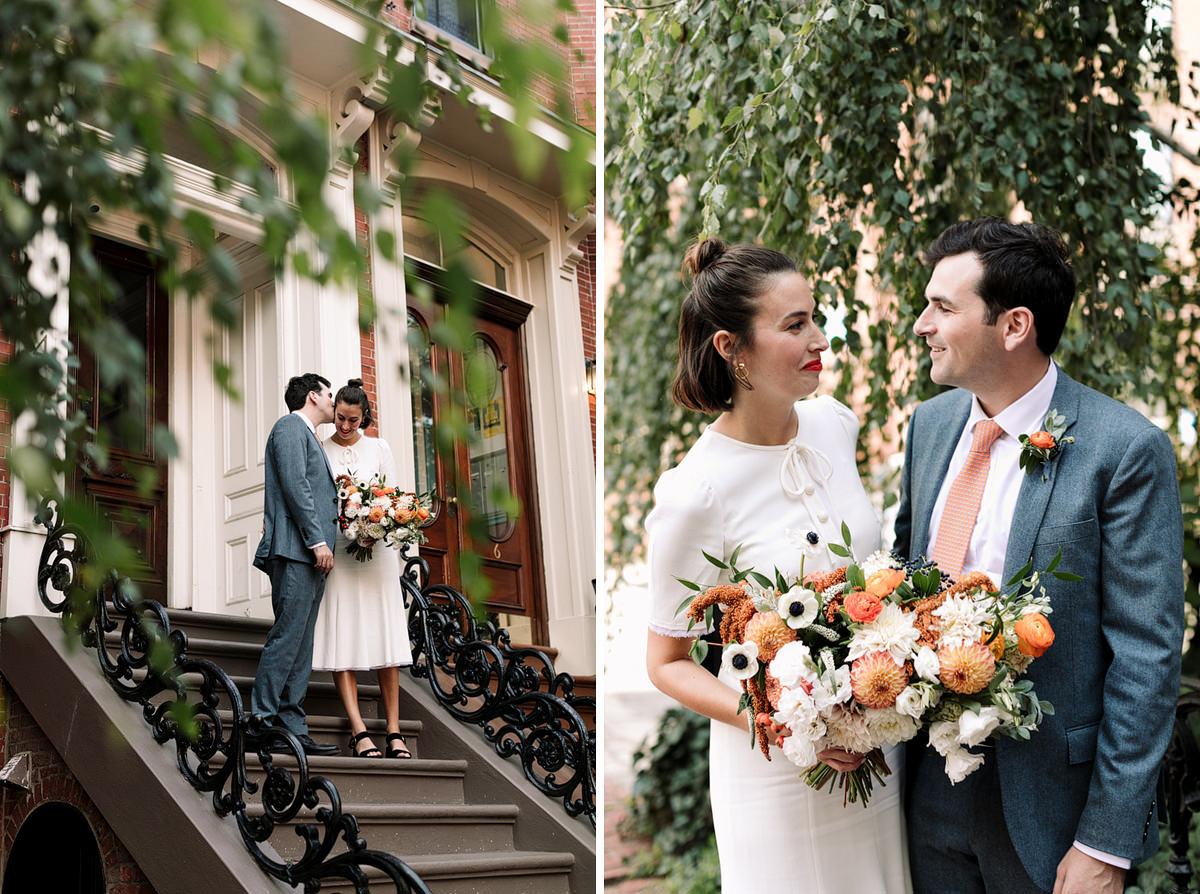 south end elopement