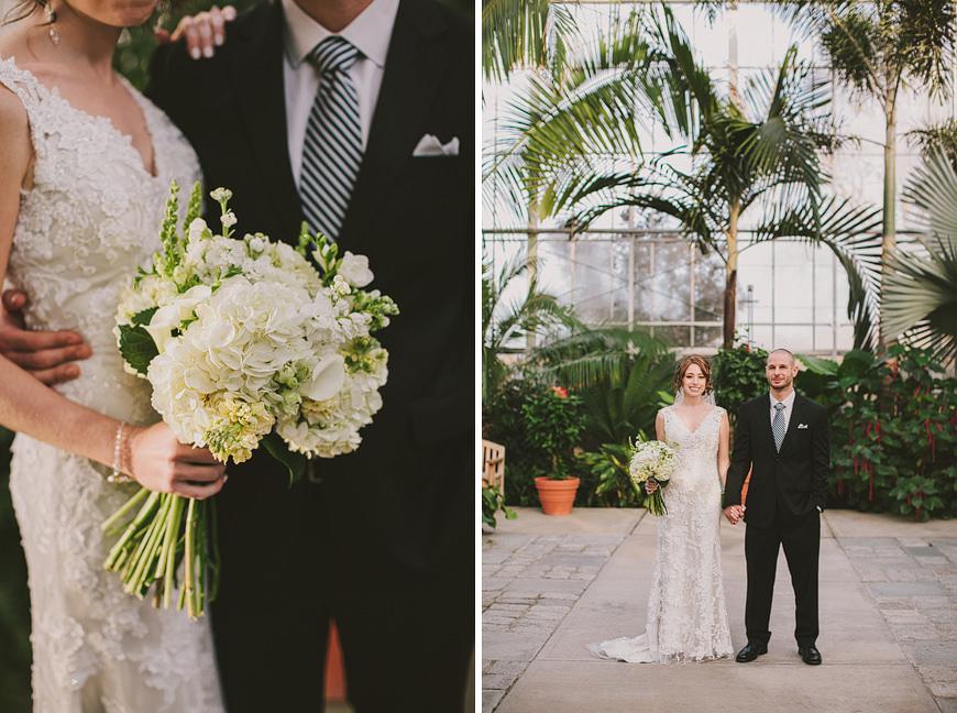 Maria Keith Providence Botanical Garden Wedding Henry Mac